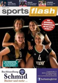 Sportsflash Ausgabe 3 / 2017