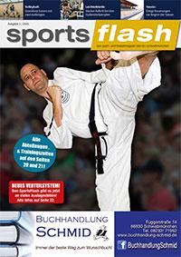 Sportsflash Ausgabe 1 / 2016