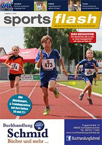 Sportsflash Ausgabe 2 / 2016