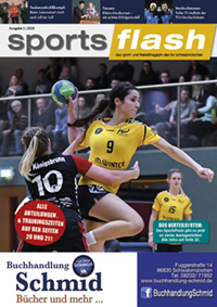 Sportsflash Ausgabe 4 / 2017