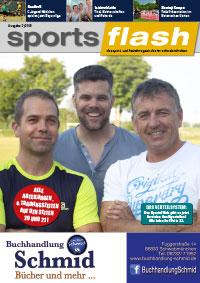 Sportsflash Ausgabe 2 / 2018
