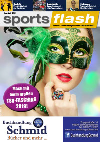 Sportsflash Ausgabe 4 / 2018