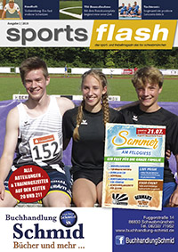 Sportsflash Ausgabe 2 / 2019