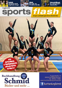 Sportsflash Ausgabe 4 / 2019