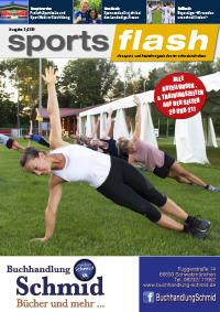 Sportsflash Ausgabe 2 / 2020