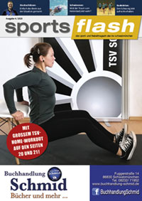 Sportsflash Ausgabe 4 / 2020